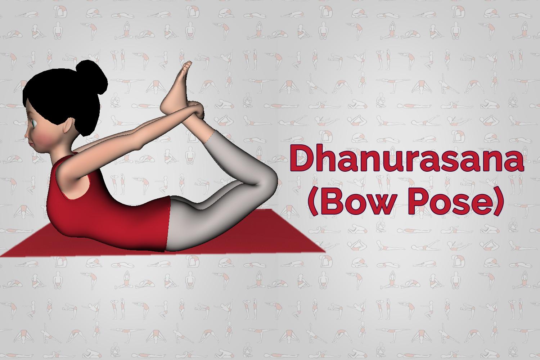 Dhanurasana Procedure