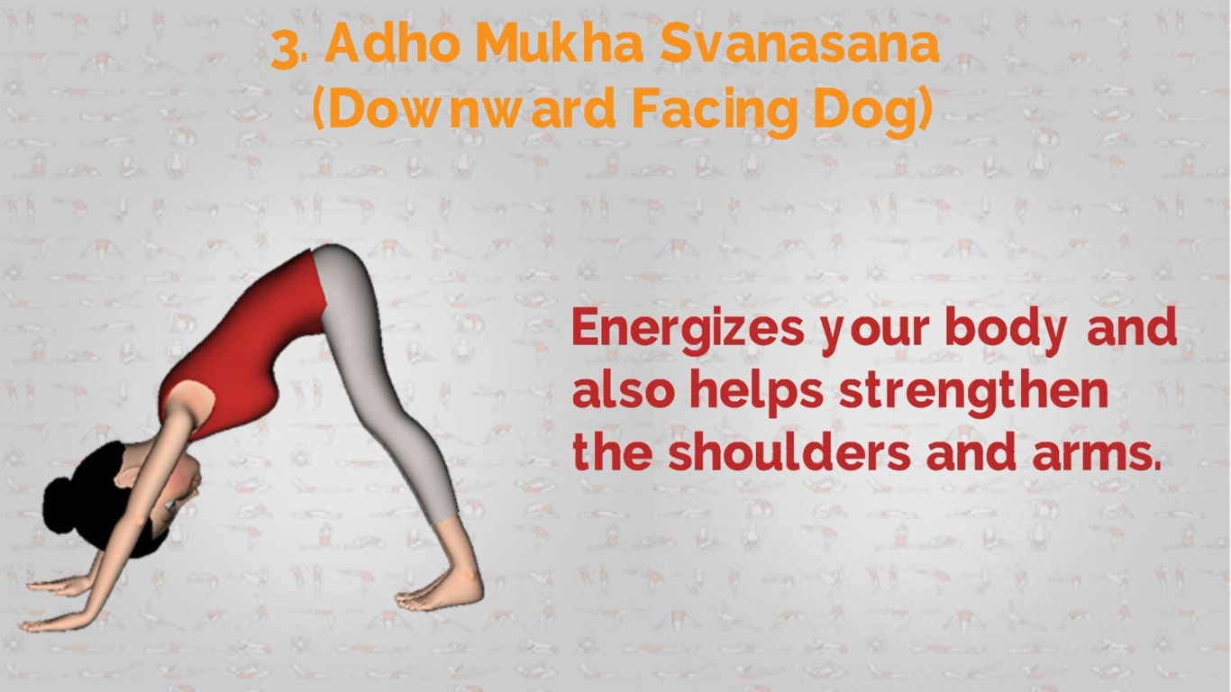 Yoga for shoulders | Adho Mukha Svanasana