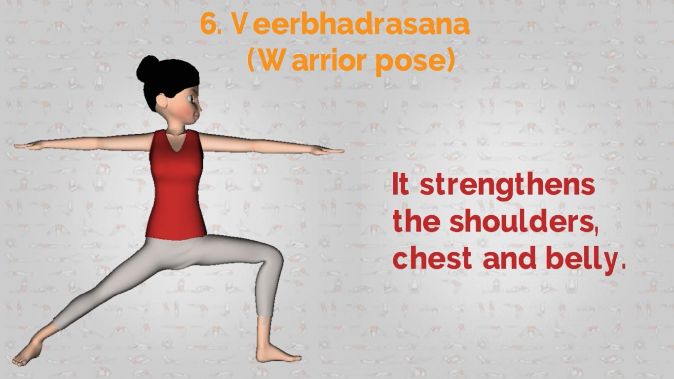 yoga pose for reduce belly fat