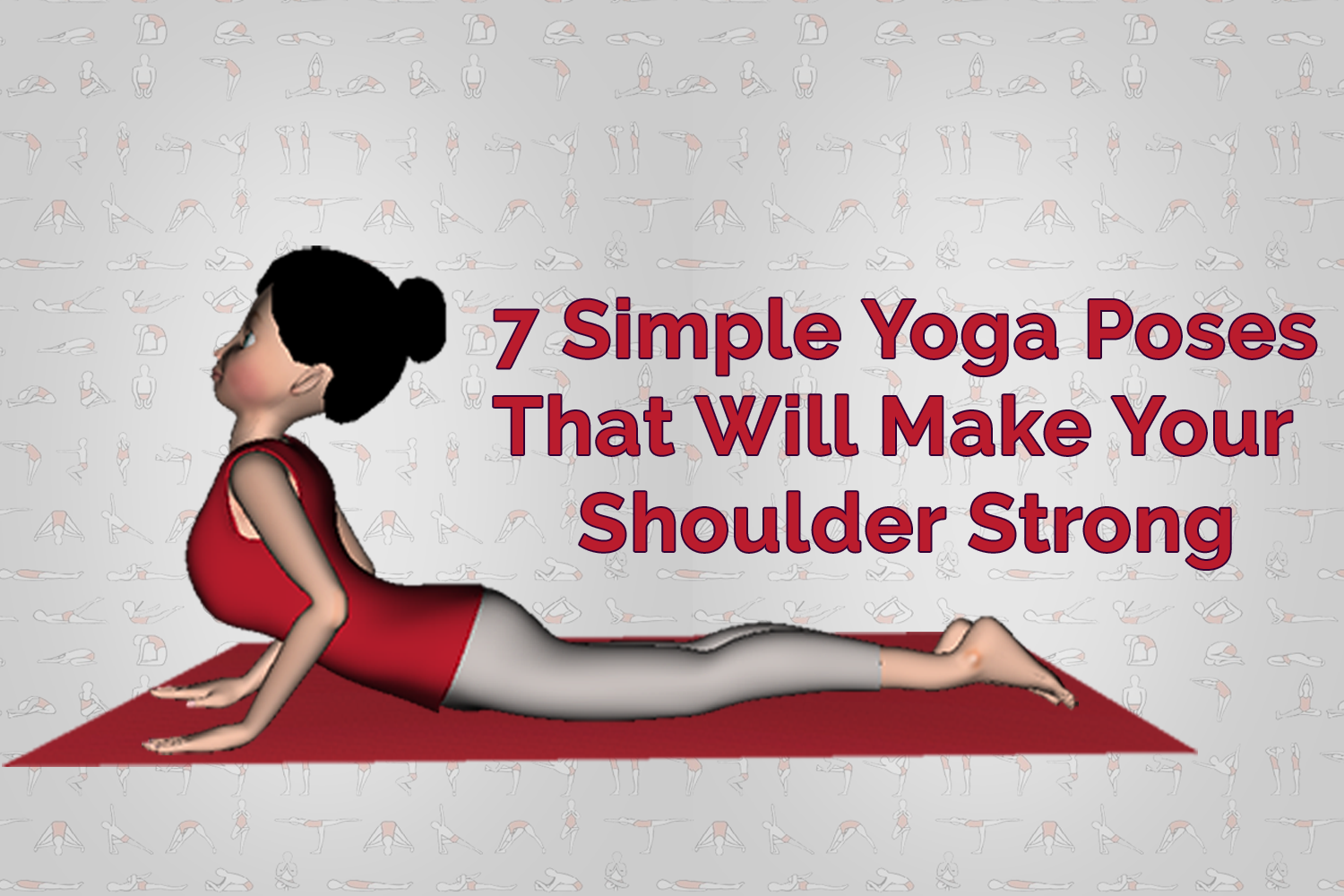 yoga for shoulders