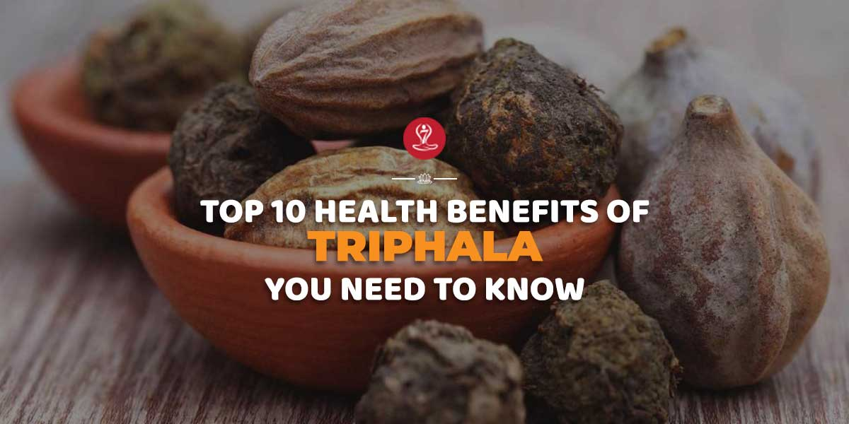 Benefits of Triphala
