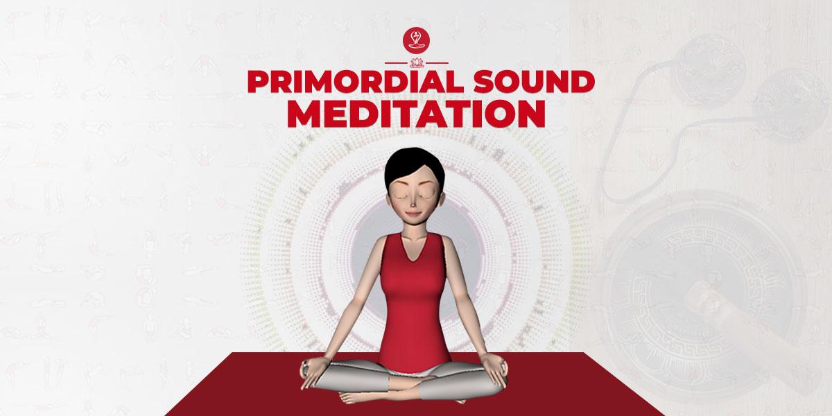Primordial Sound Meditation