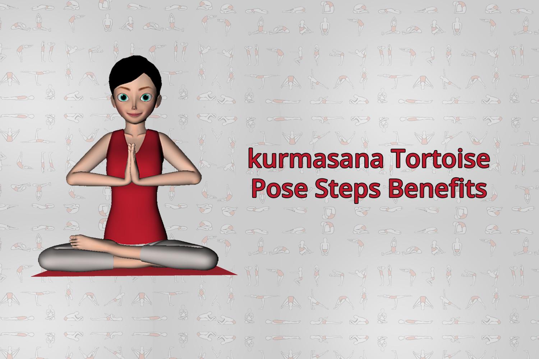 kurmasana