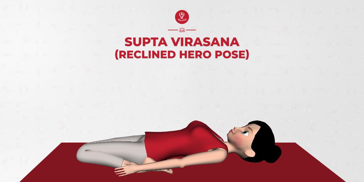 Supta Virasana