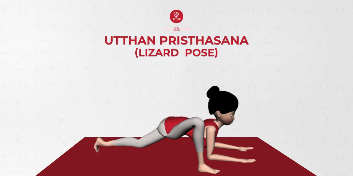 Lizard Pose