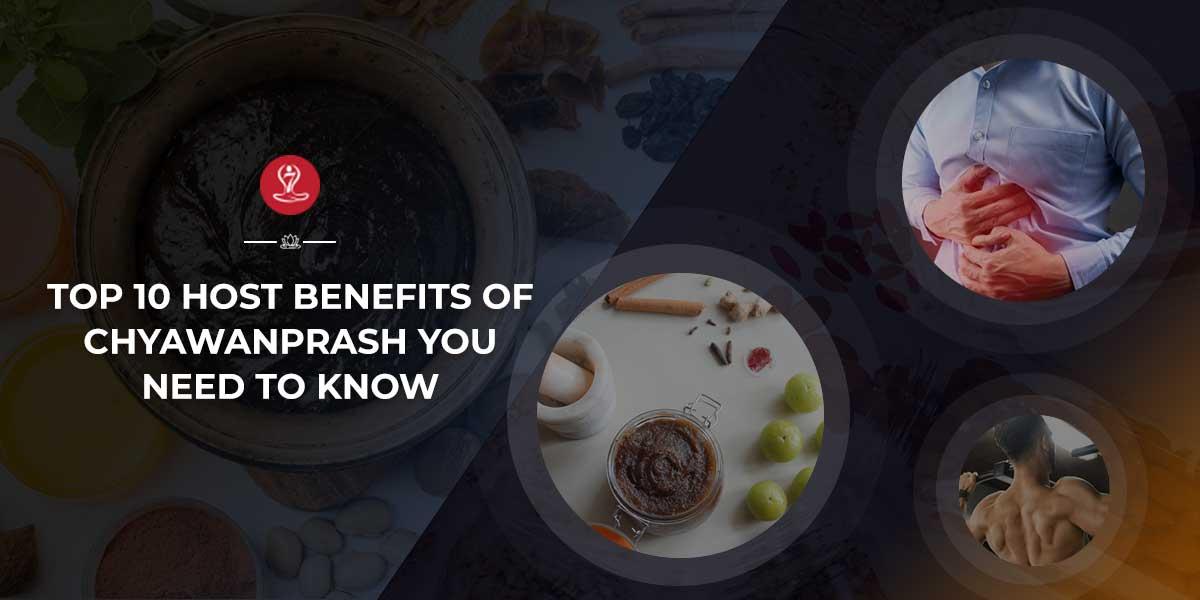 benefits of Chyawanprash
