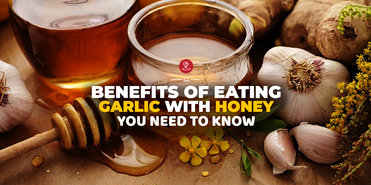 garlic with honey