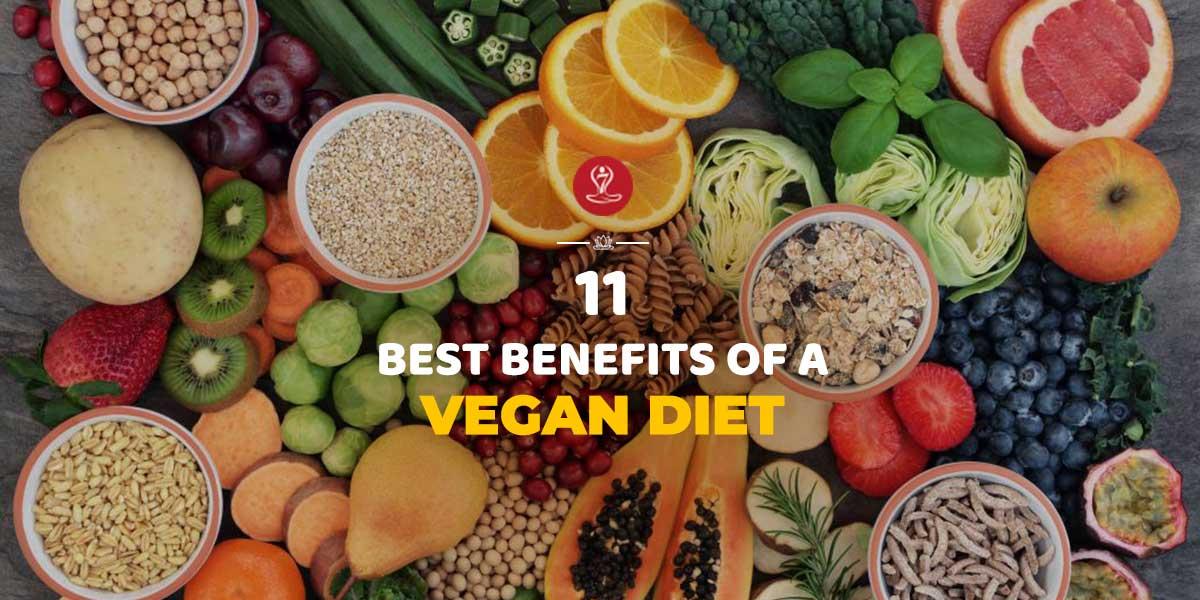 benefits of a vegan diet