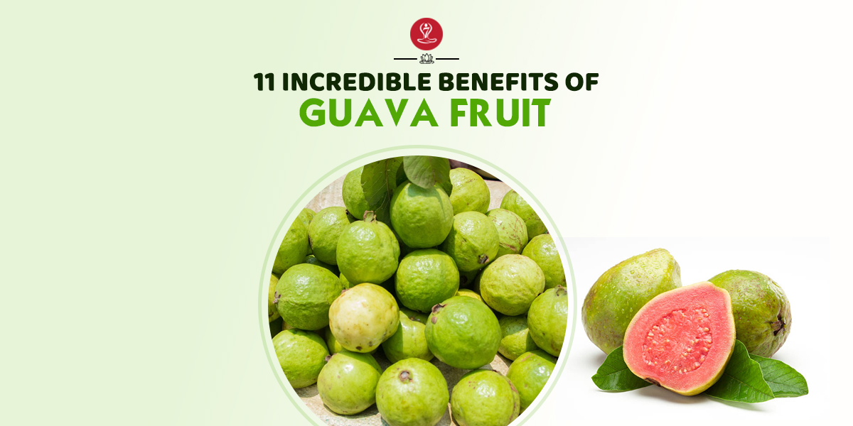 Benefits Of Guava Fruit