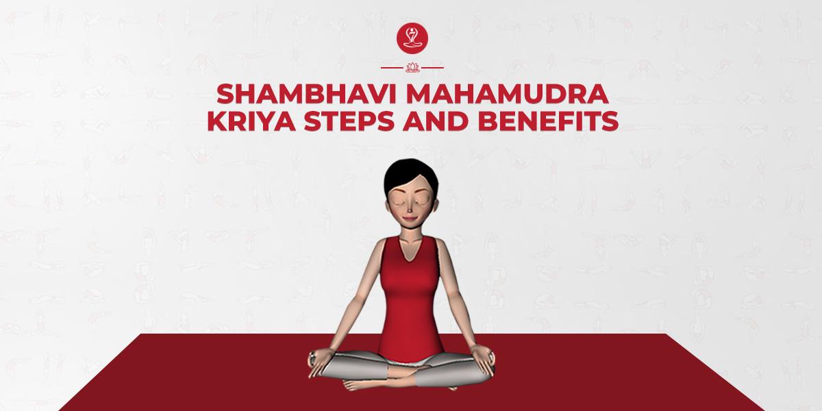 Shambhavi Mahamudra
