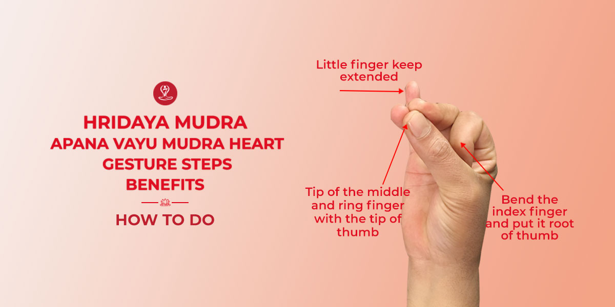 Hridaya Mudra