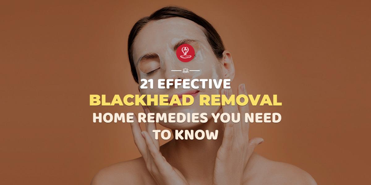 Blackhead Removal Home Remedies