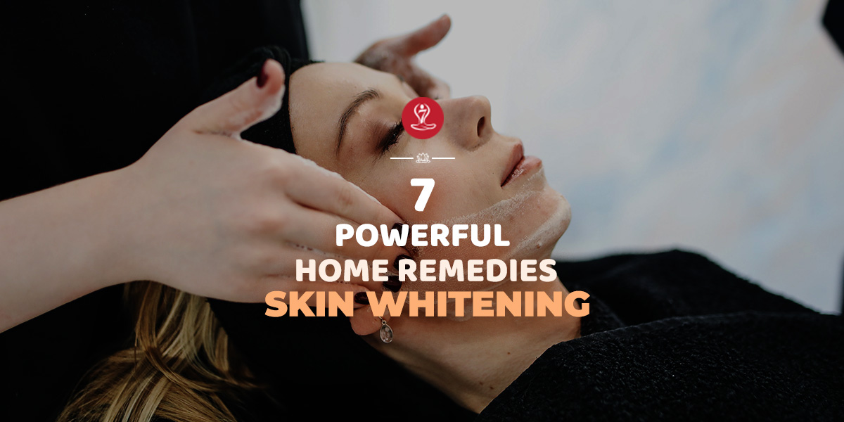 Home Remedies Skin Whitening