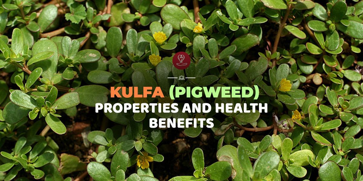 Kulfa (Pigweed)