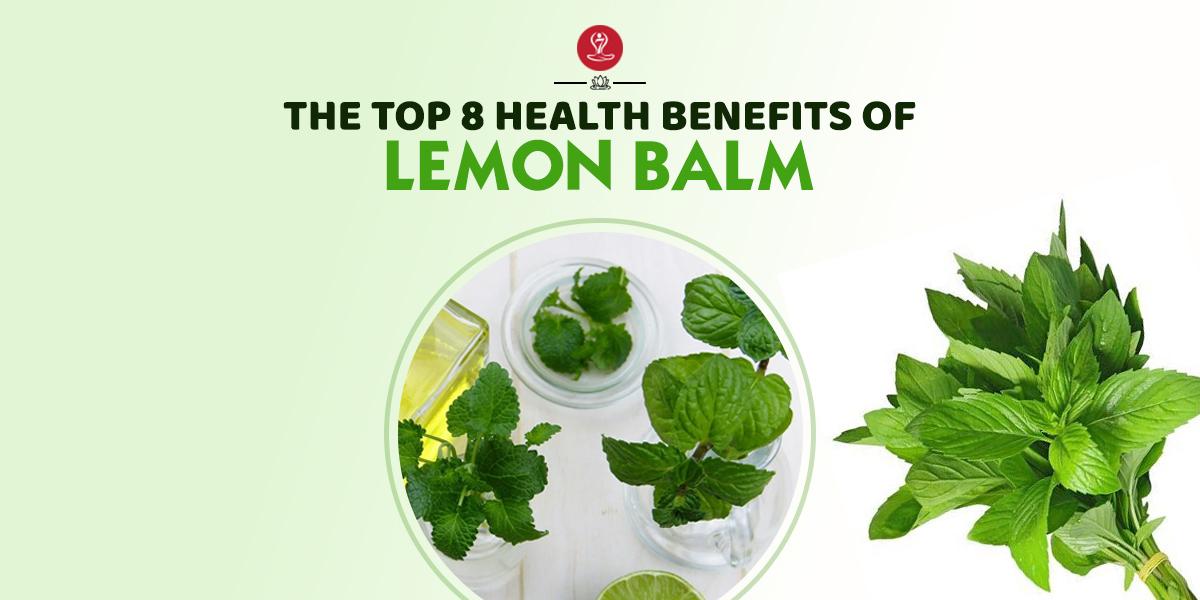 benefits of lemon balm