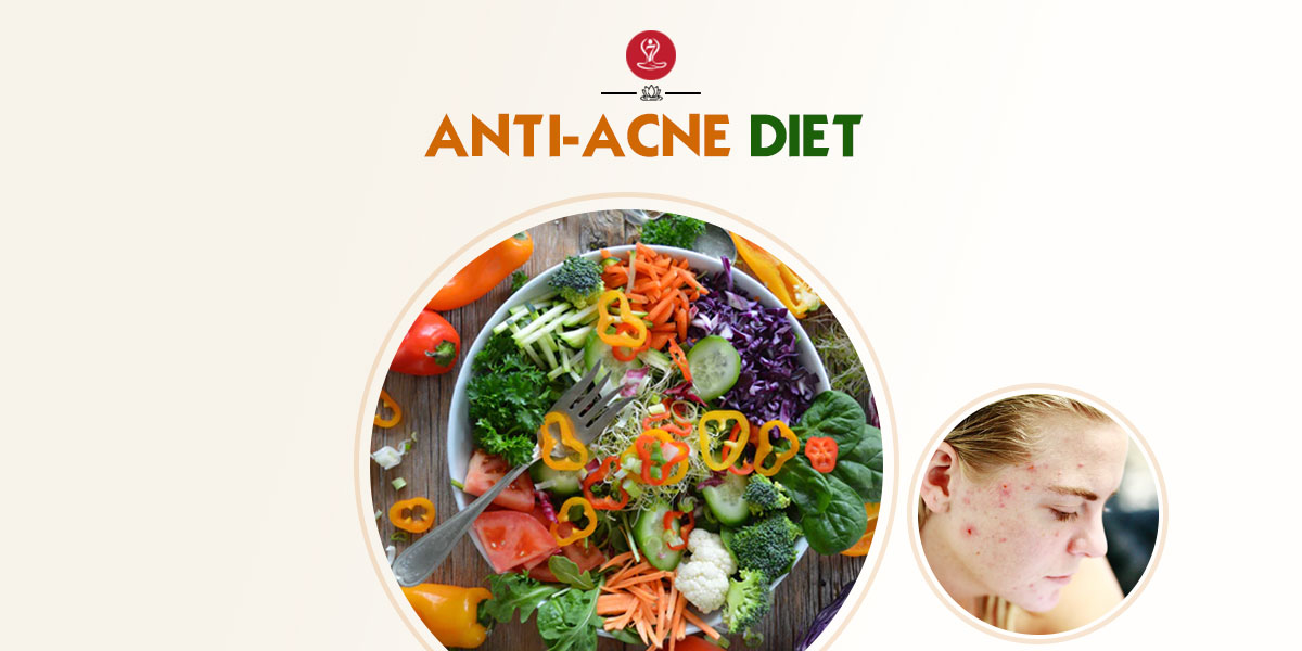 Anti-Acne diet