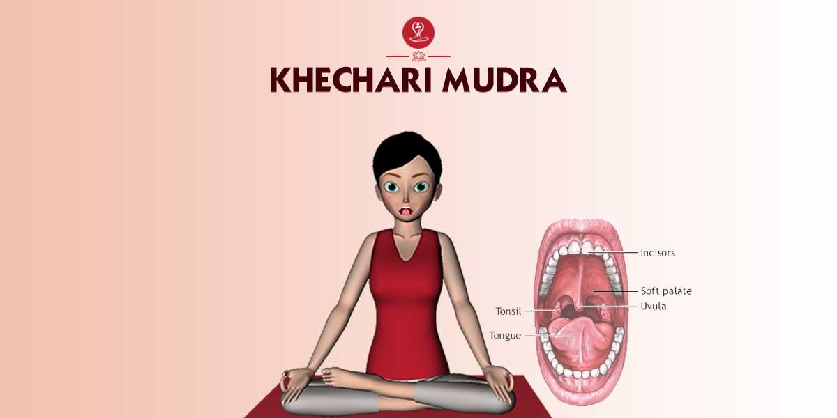 Khechari Mudra