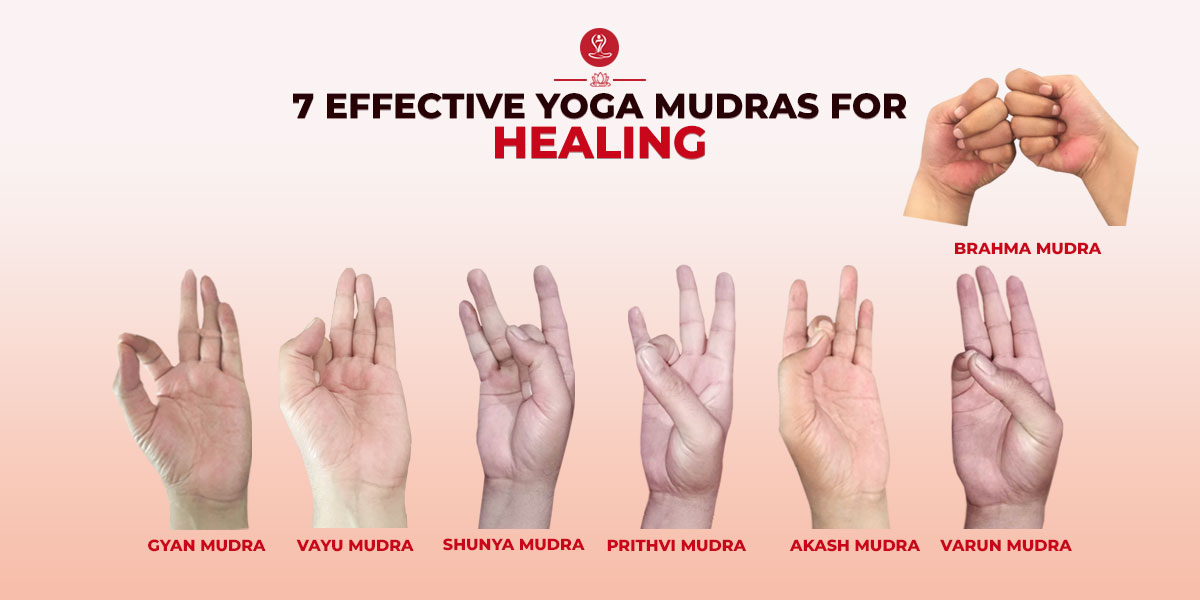 mudras for healing