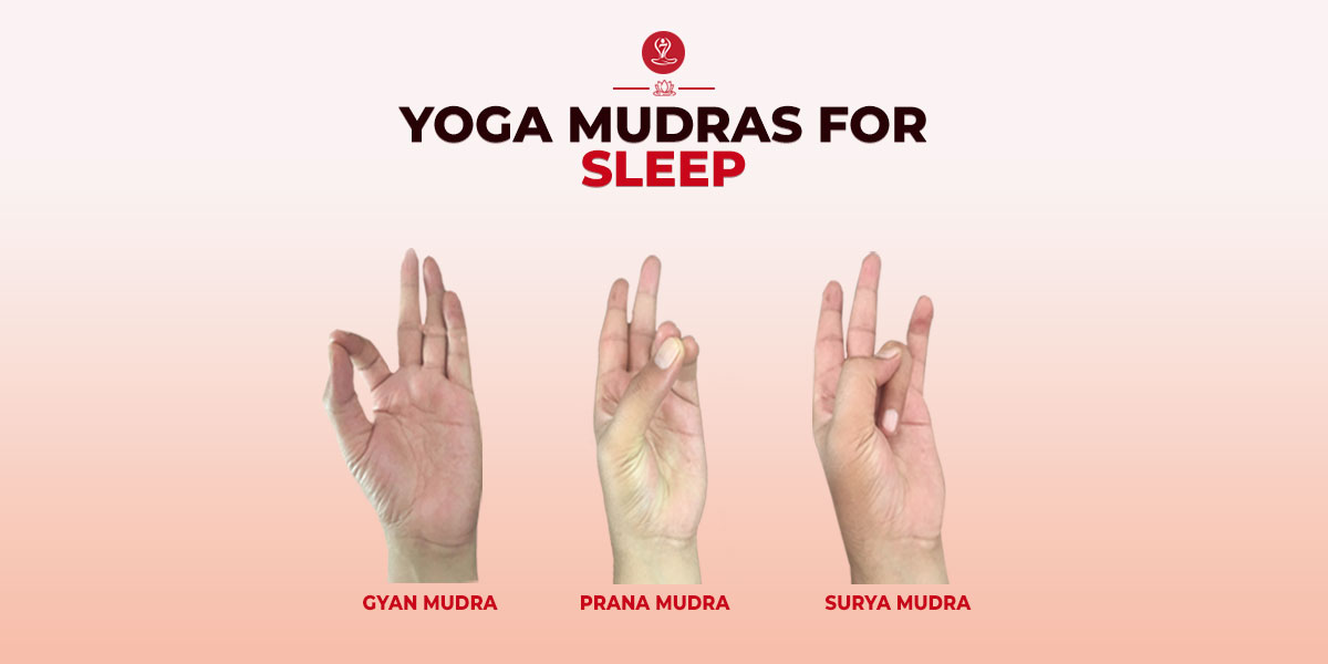 Mudras For Sleep