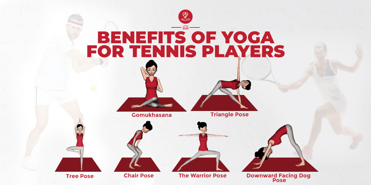 Yoga for Tennis Players