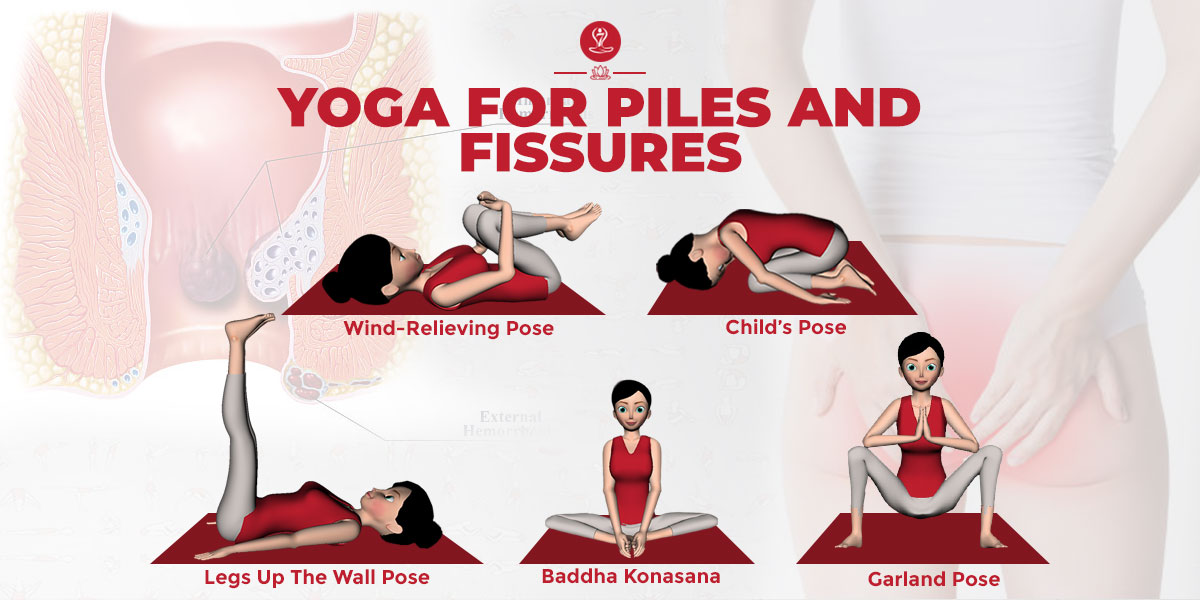 Yoga for Piles