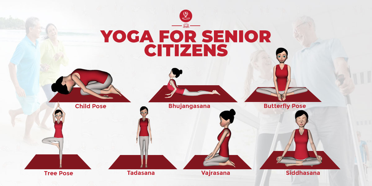 Yoga For Senior