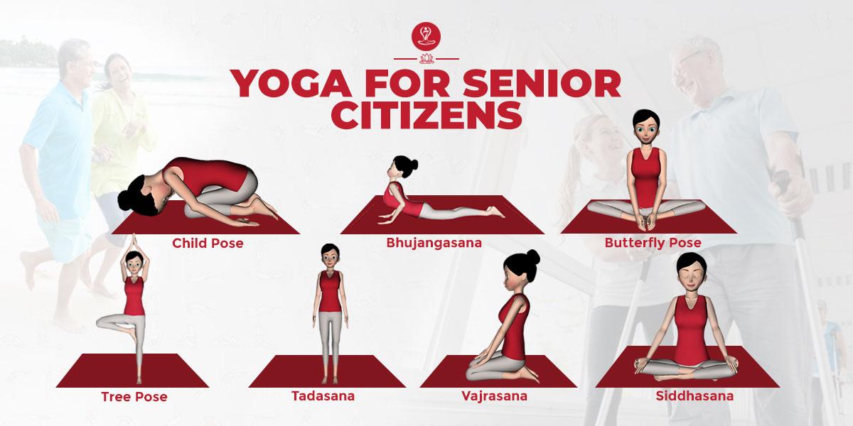 Yoga For Senior