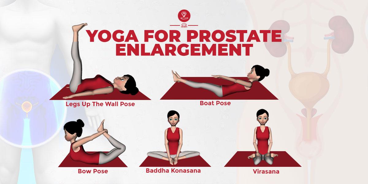 Yoga for Prostate Enlargement