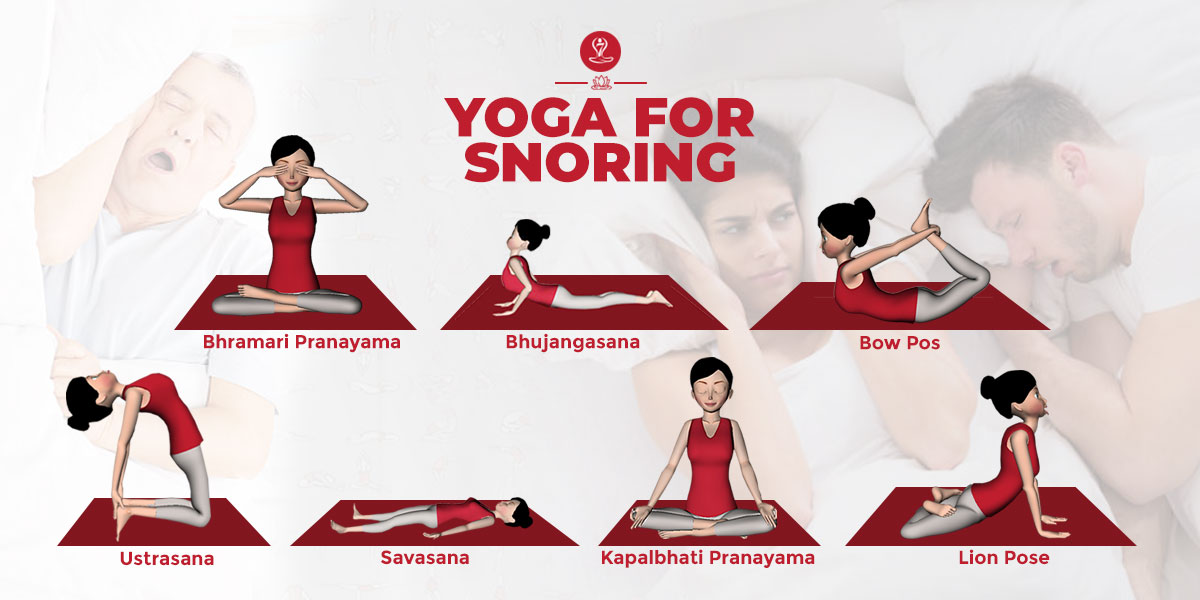 yoga for snoring