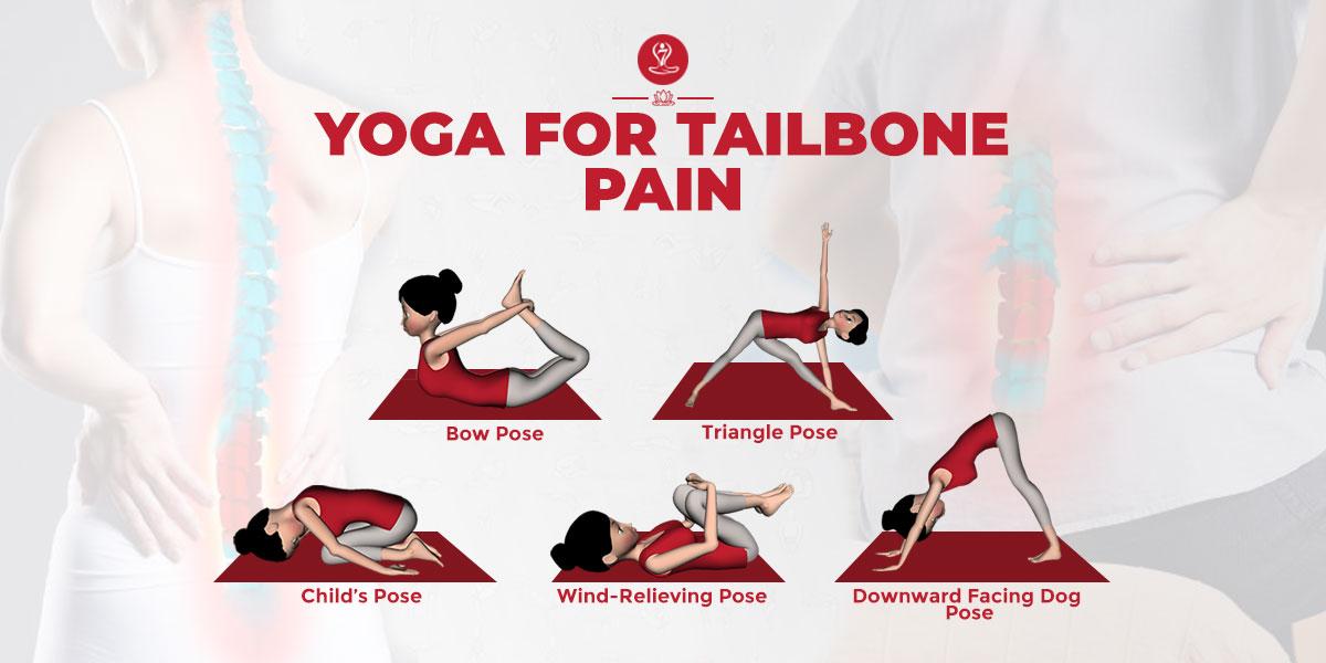 Yoga for Tailbone