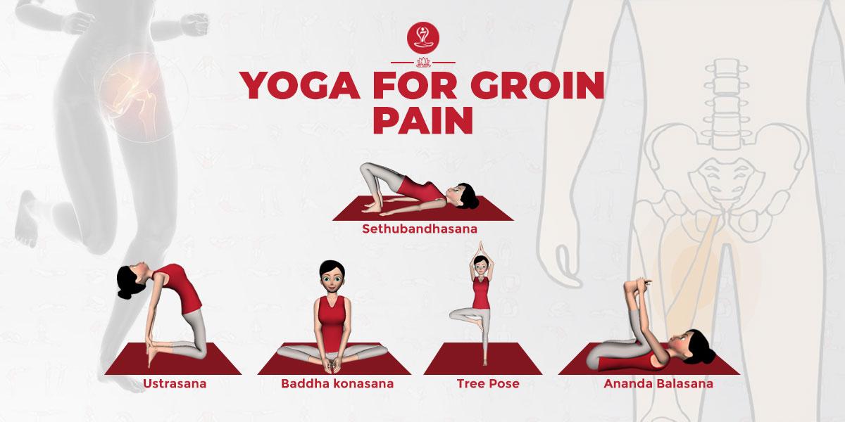 Yoga For Groin Pain