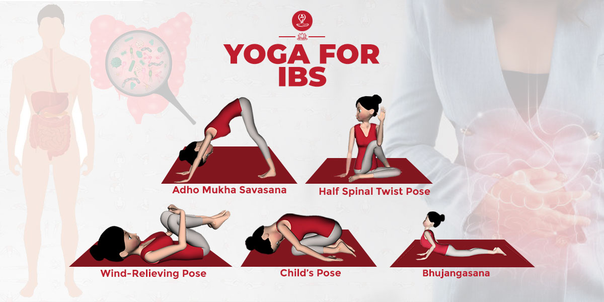 Yoga For IBS