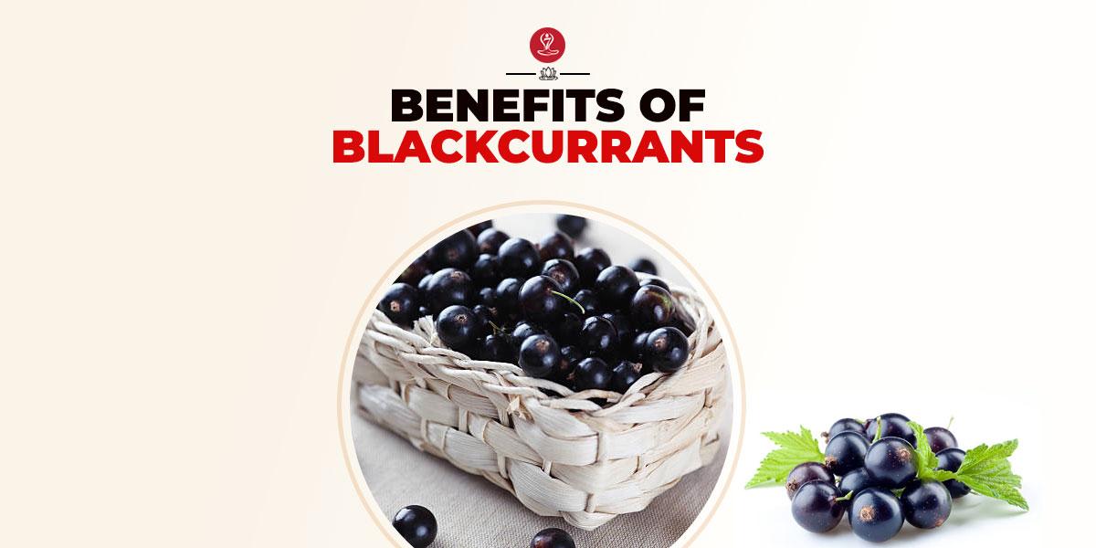 Benefits Of Blackcurrants