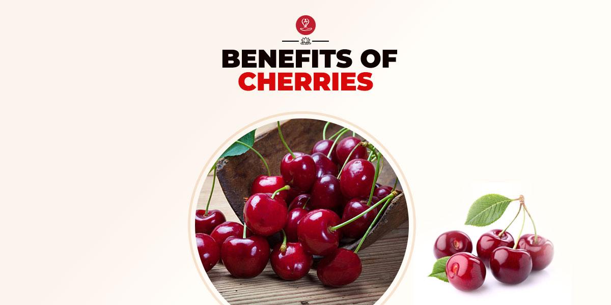 Benefits of Cherries