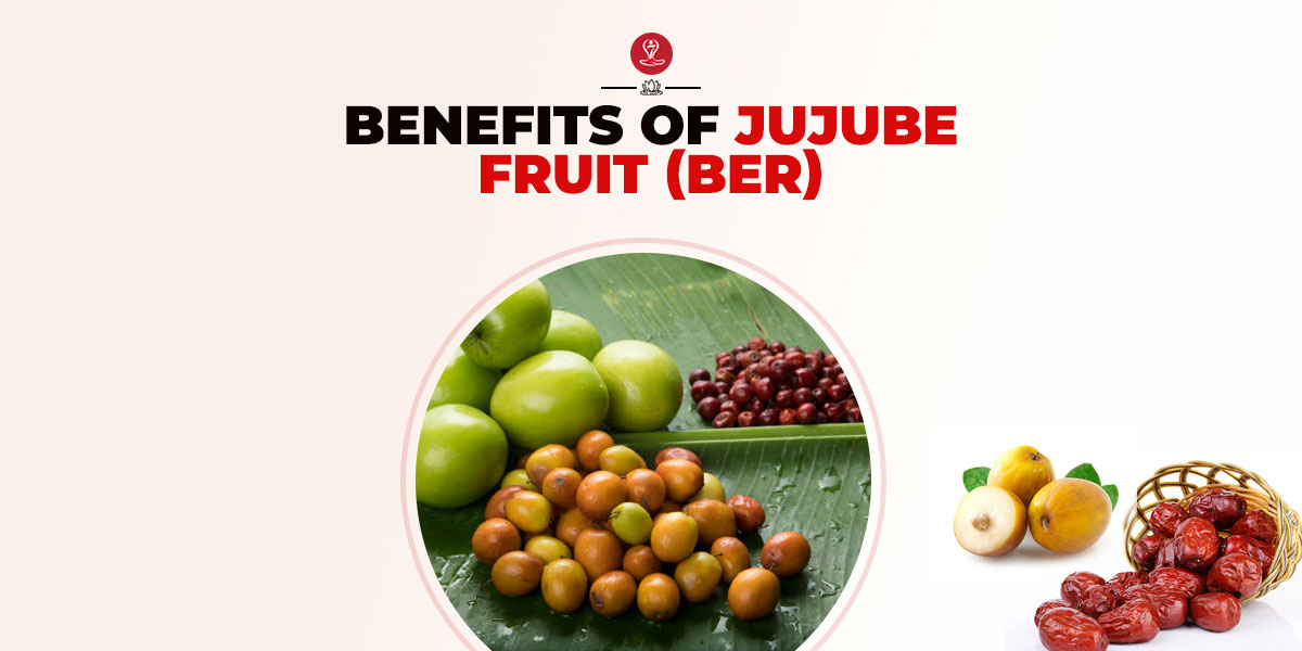 Benefits of Jujube