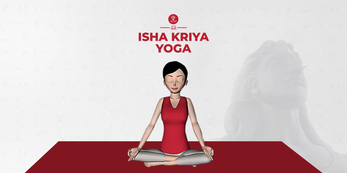 Isha Kriya Yoga