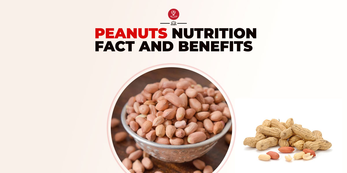 Benefits of Groundnuts