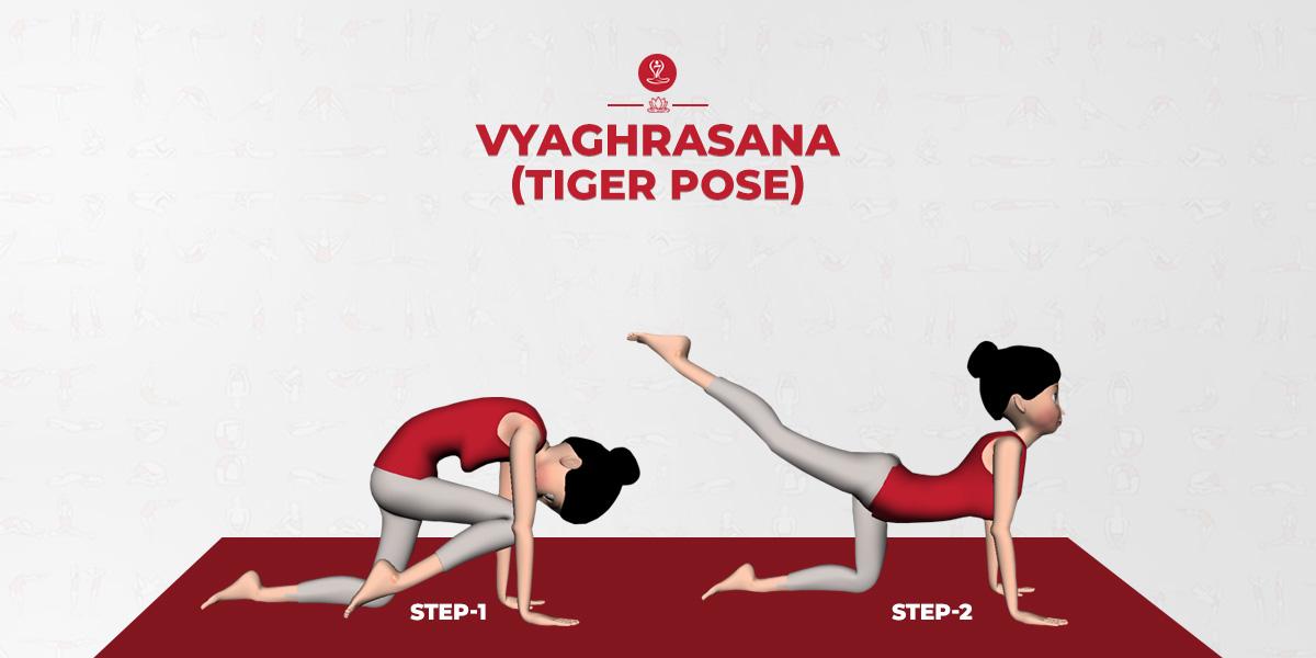 Vyaghrasana